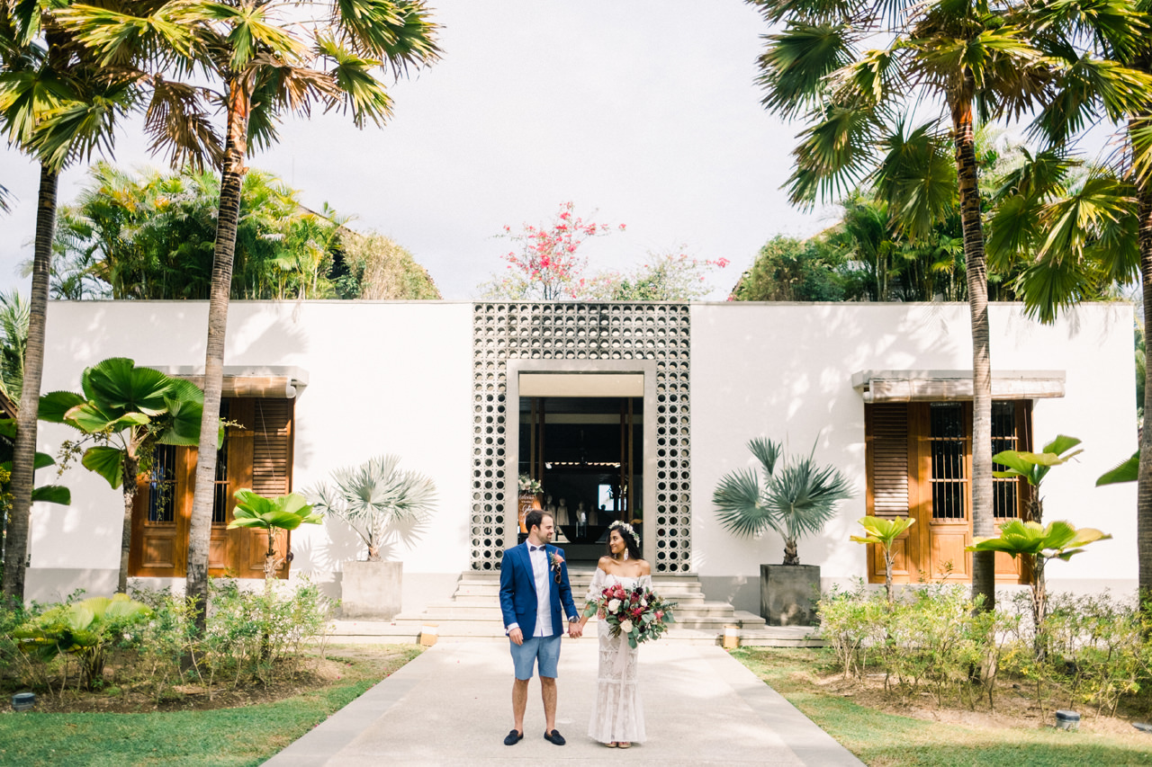G&N: Bohemian Bali Wedding at Jeeva Saba 19