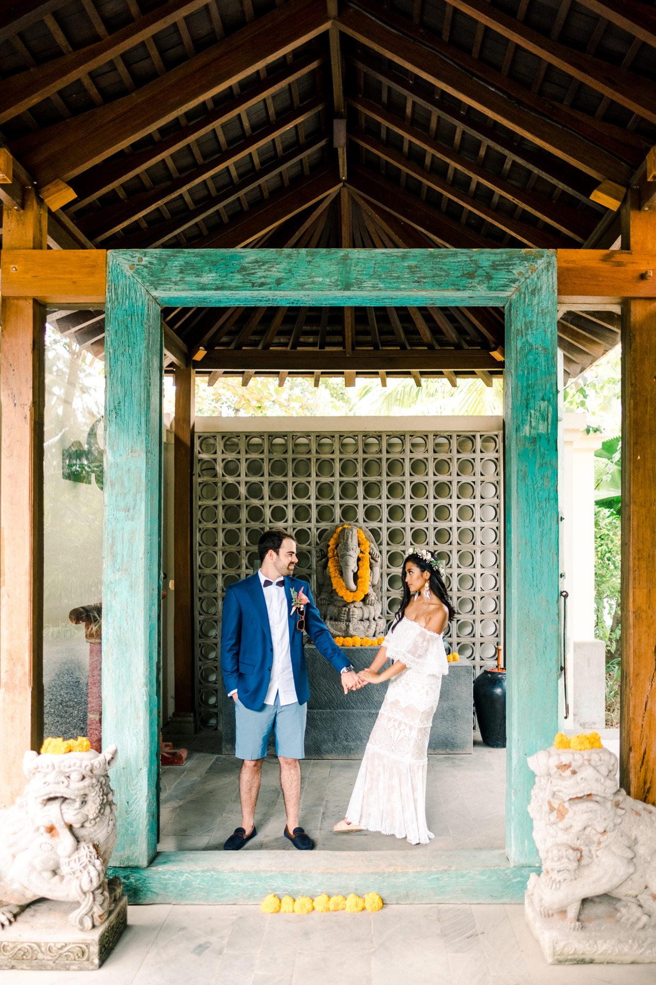 G&N: Bohemian Bali Wedding at Jeeva Saba 20