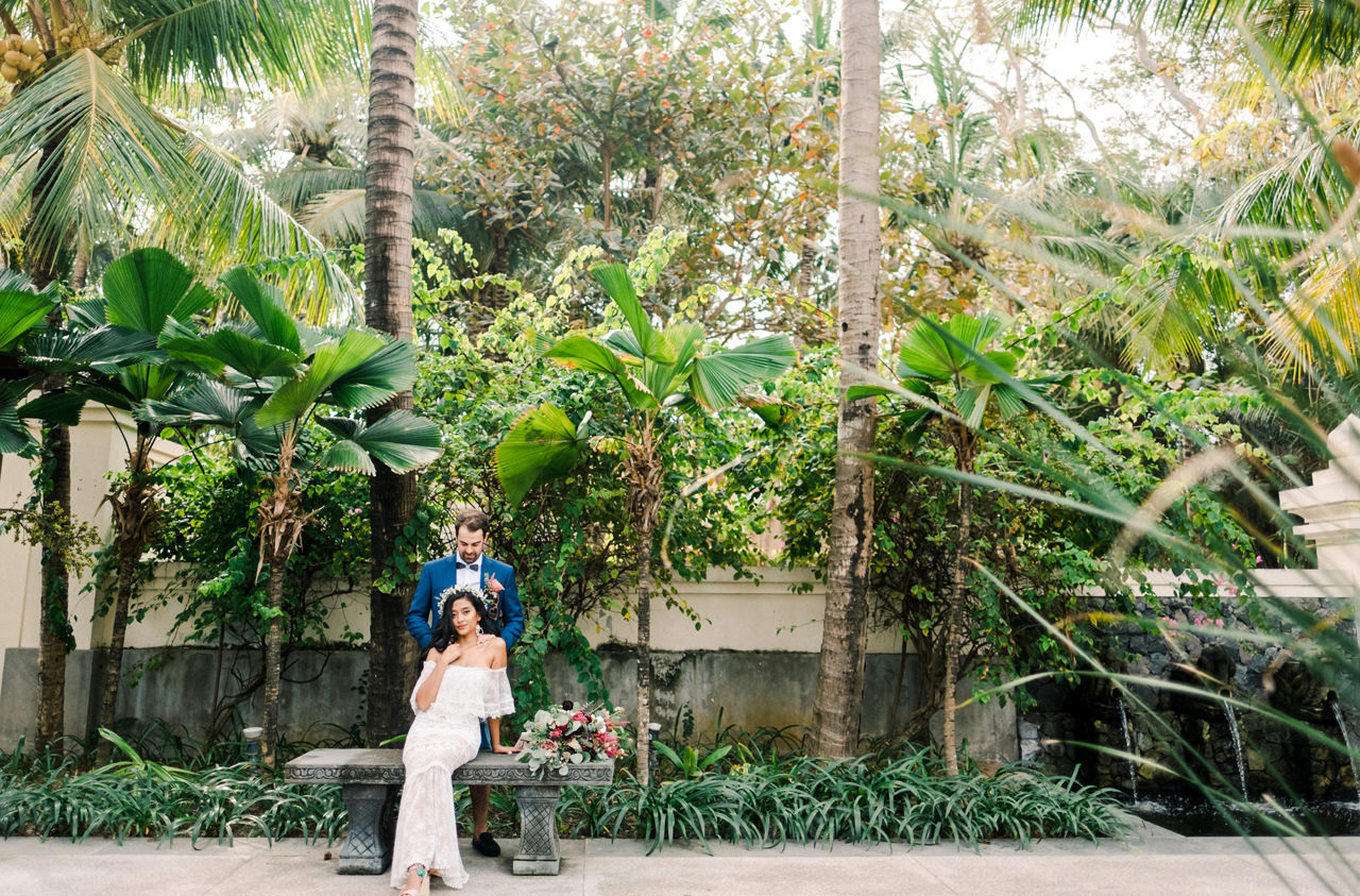 G&N: Bohemian Bali Wedding at Jeeva Saba 21