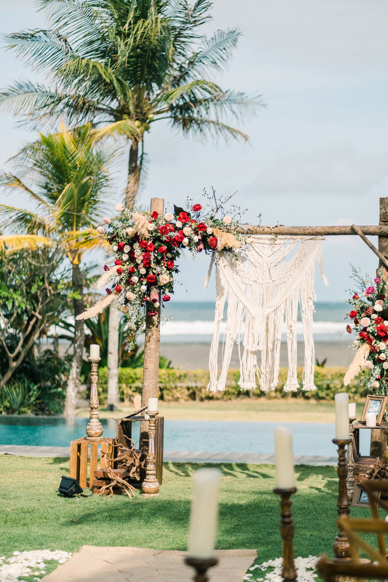 G&N: Bohemian Bali Wedding at Jeeva Saba 24