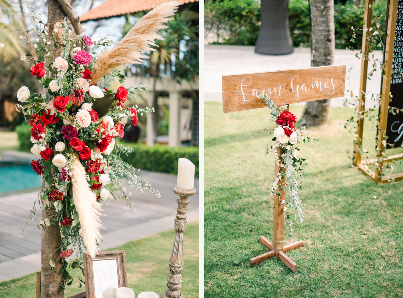 G&N: Bohemian Bali Wedding at Jeeva Saba 26
