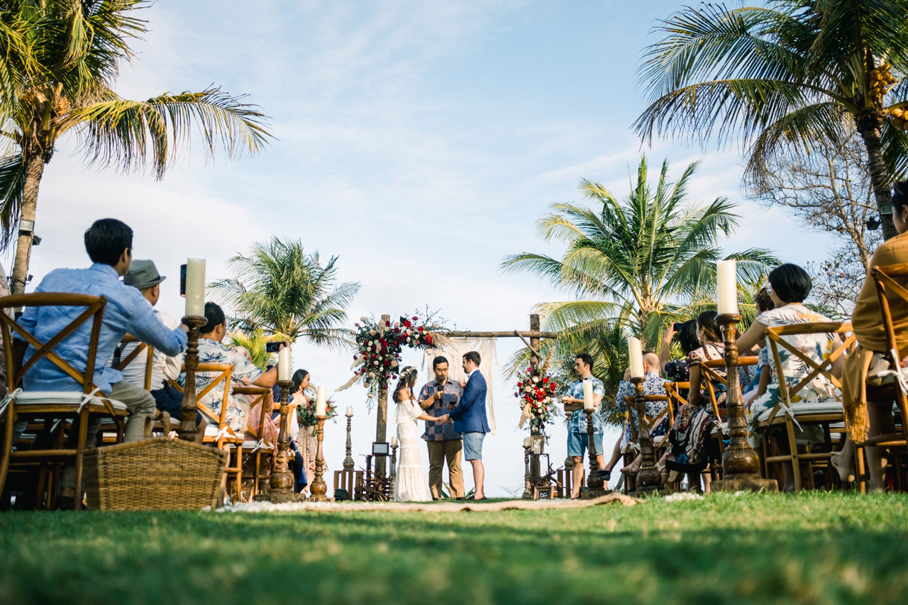 G&N: Bohemian Bali Wedding at Jeeva Saba 32
