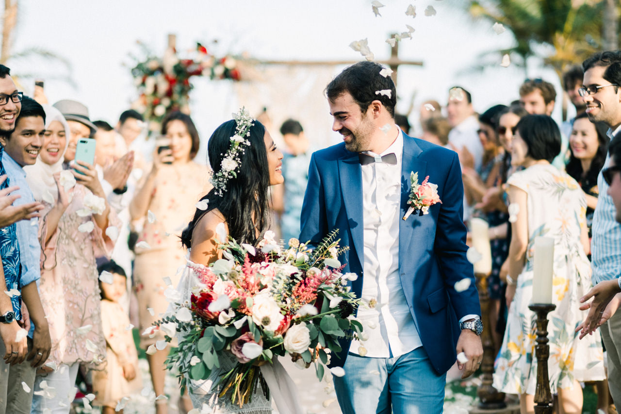 G&N: Bohemian Bali Wedding at Jeeva Saba 38