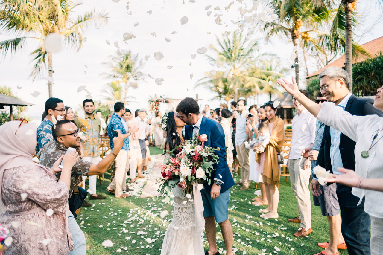 G&N: Bohemian Bali Wedding at Jeeva Saba 39