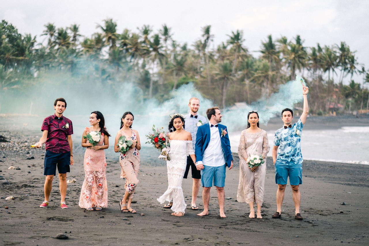 G&N: Bohemian Bali Wedding at Jeeva Saba 43