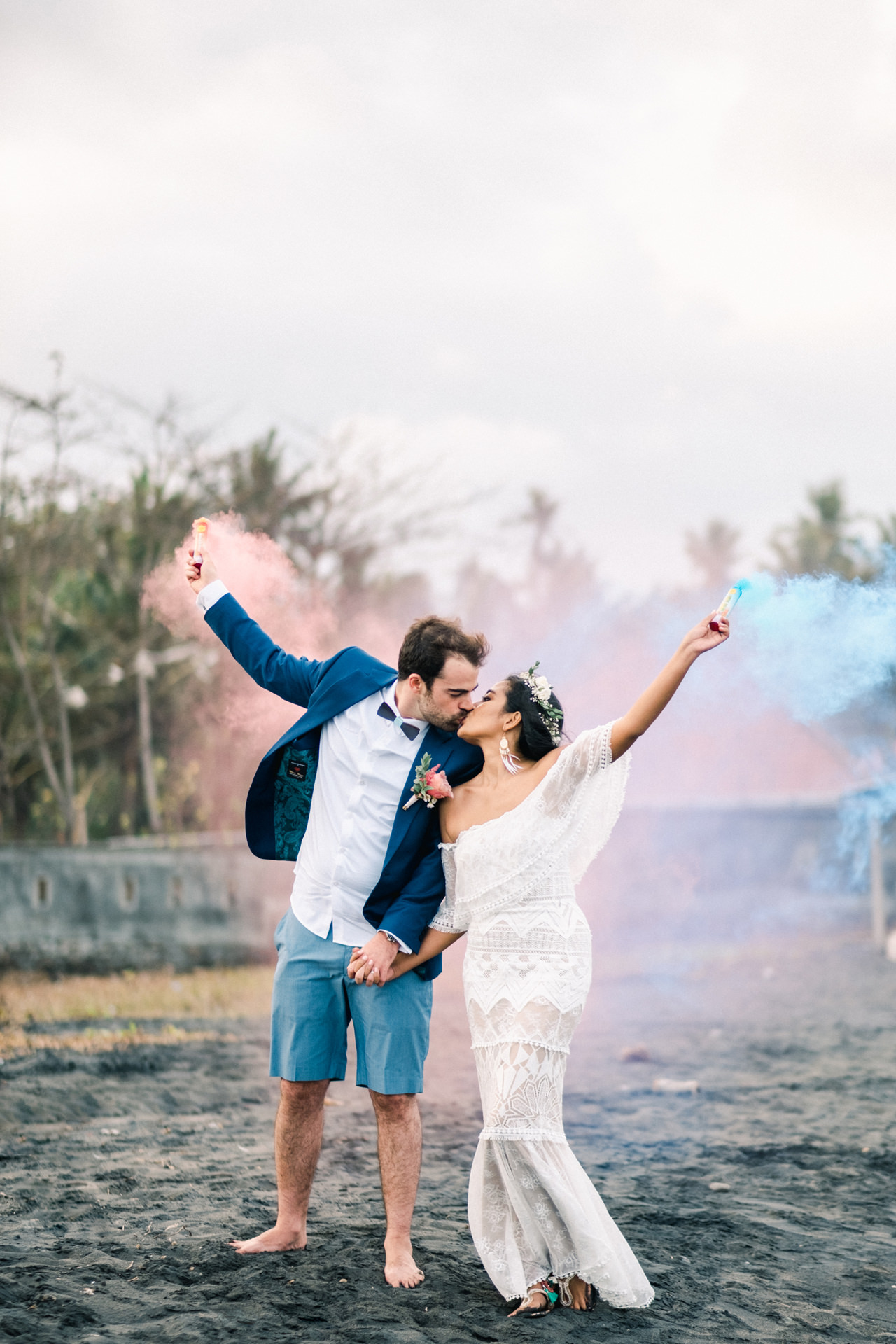 G&N: Bohemian Bali Wedding at Jeeva Saba 44