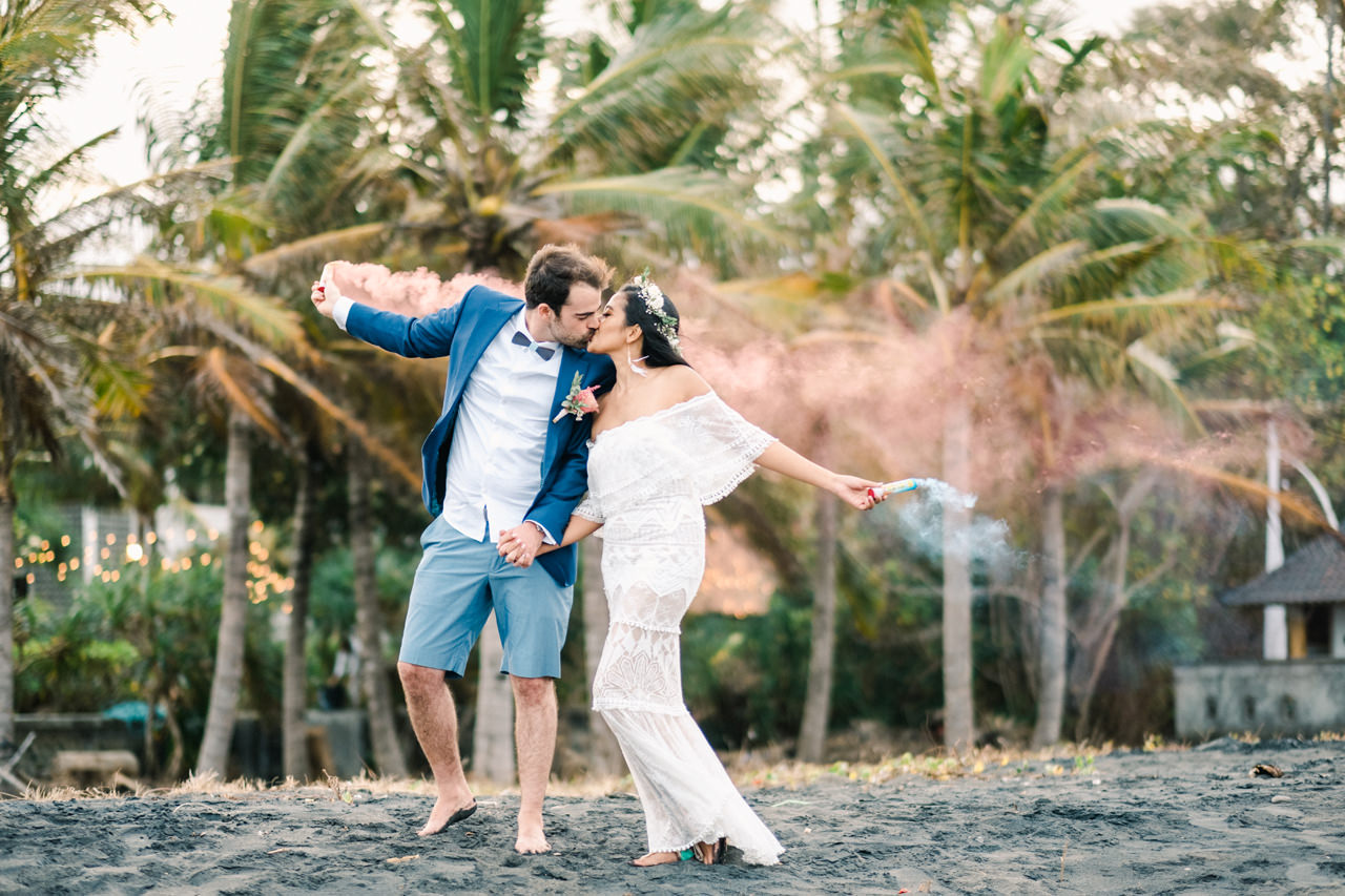G&N: Bohemian Bali Wedding at Jeeva Saba 45