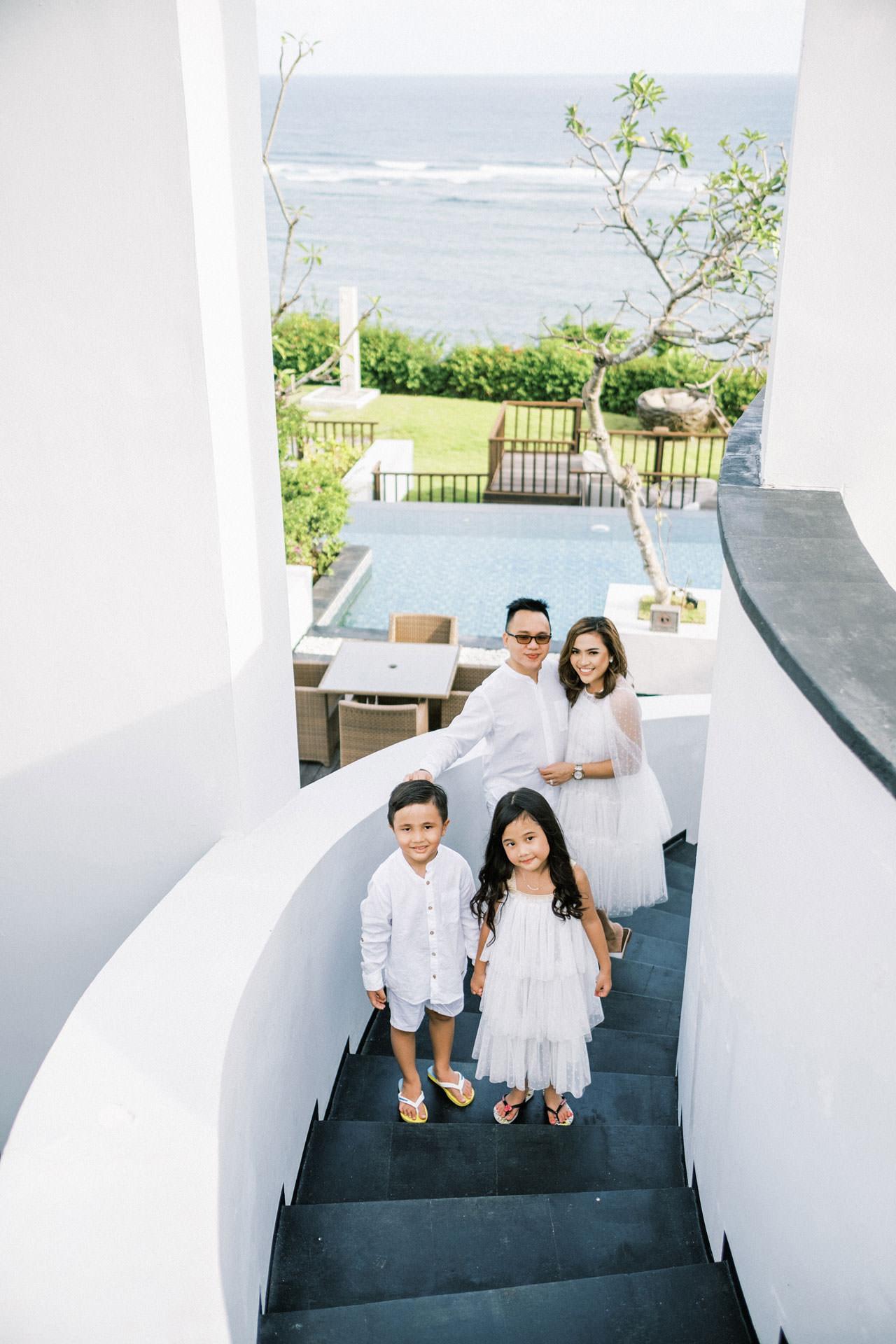 "Samabe Bali Outdoor Family Photo 7"" width="
