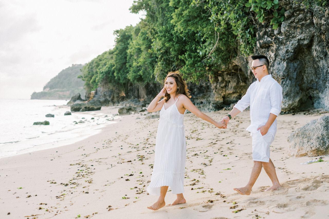 Samabe Bali Outdoor Family Photo 21