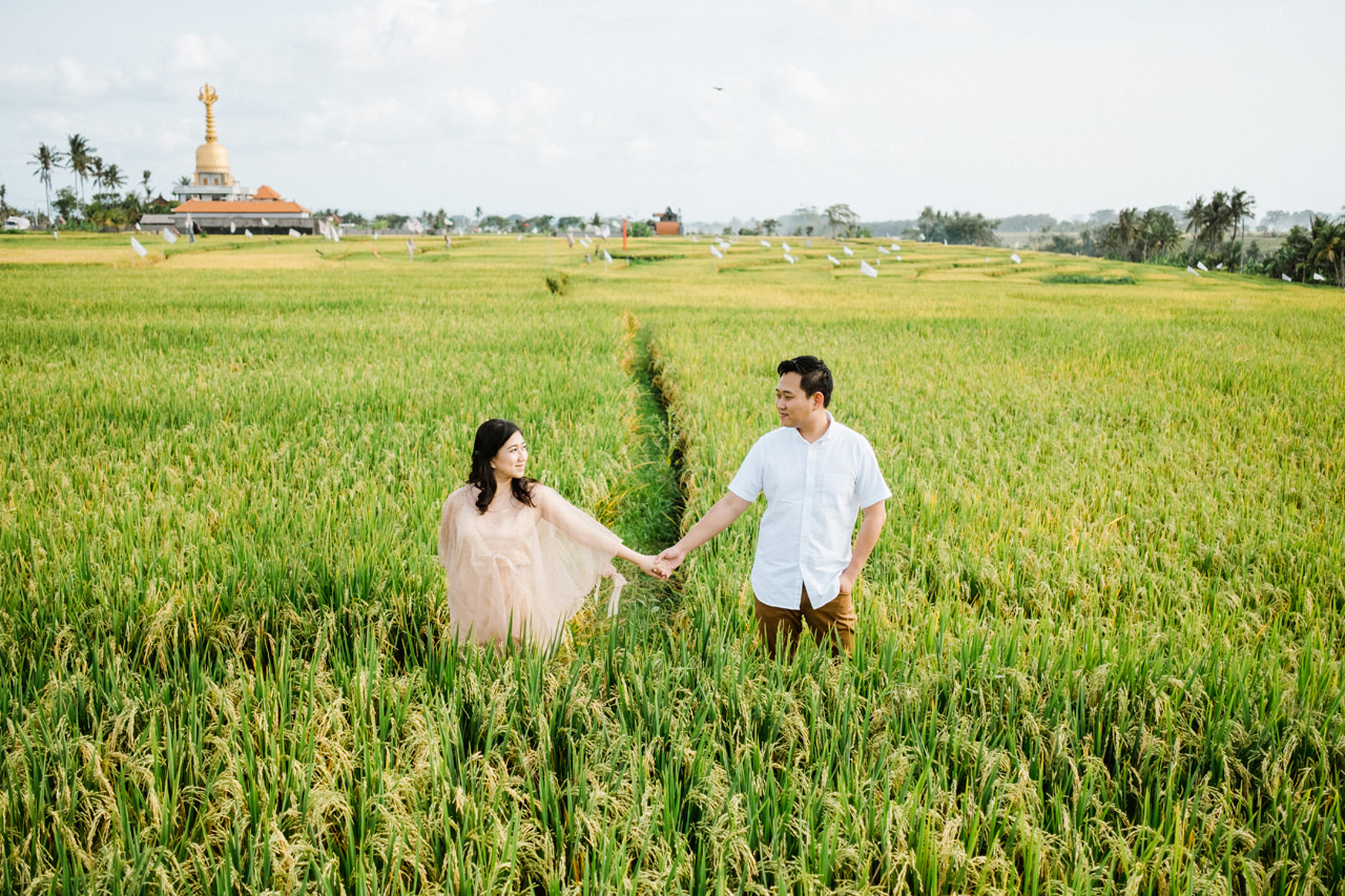 Reasons To Do Engagement Photos Before Your Bali Wedding 2