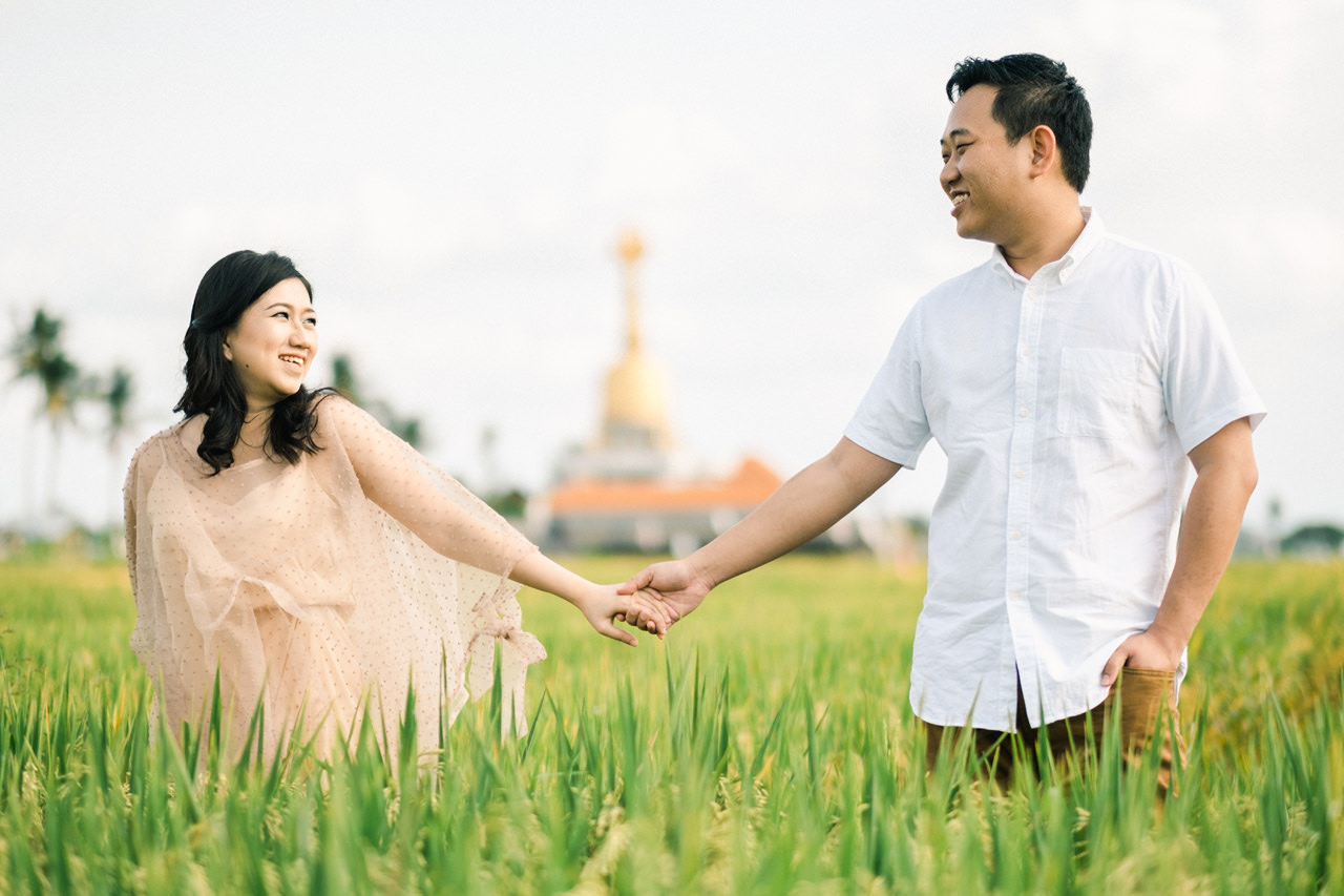 Reasons To Do Engagement Photos Before Your Bali Wedding 3