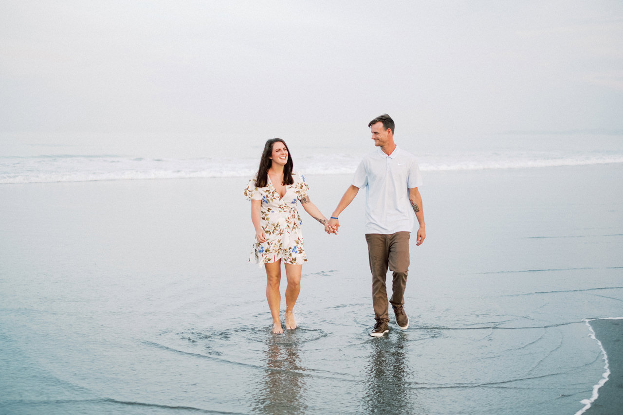 H&B: Petitenget Beach Bali Engagement Session 3