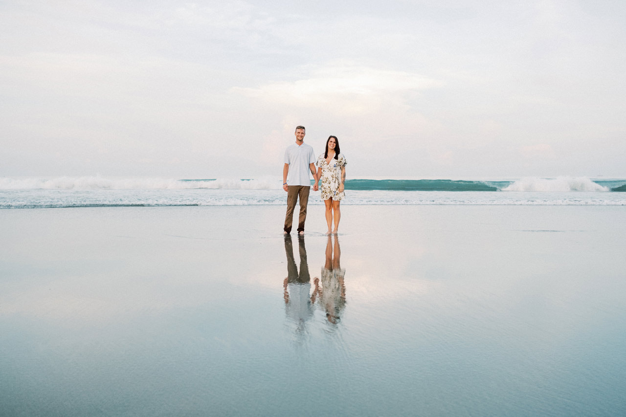 H&B: Petitenget Beach Bali Engagement Session 6