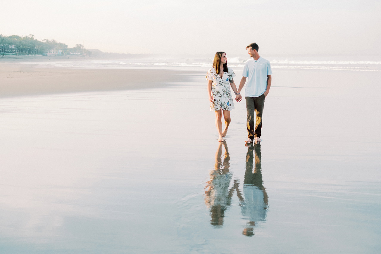 H&B: Petitenget Beach Bali Engagement Session 13