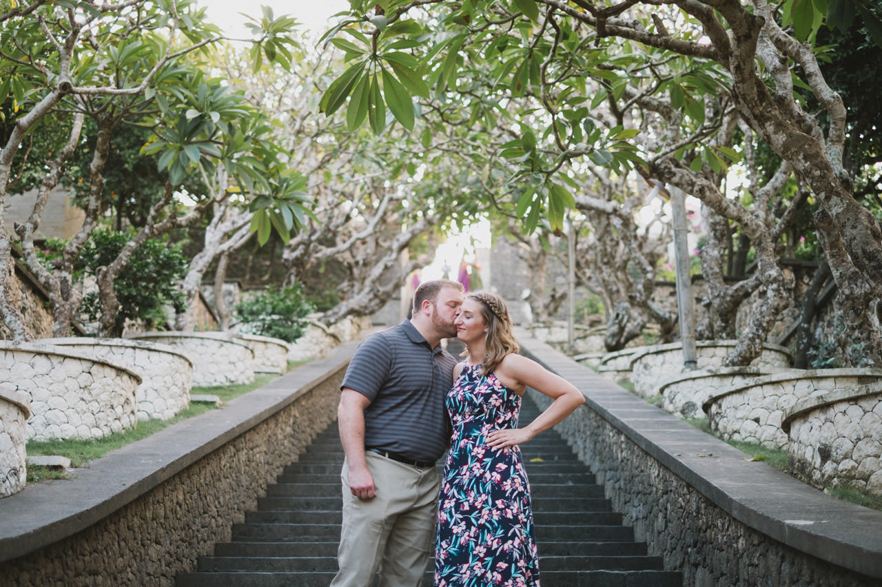 Hannah & Chester: Honeymoon Photography at Uluwatu Beach 3