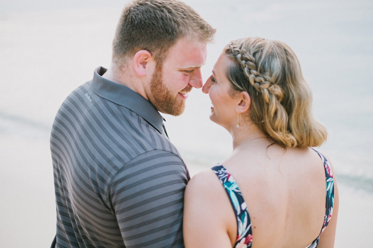 Hannah & Chester: Honeymoon Photography at Uluwatu Beach 11