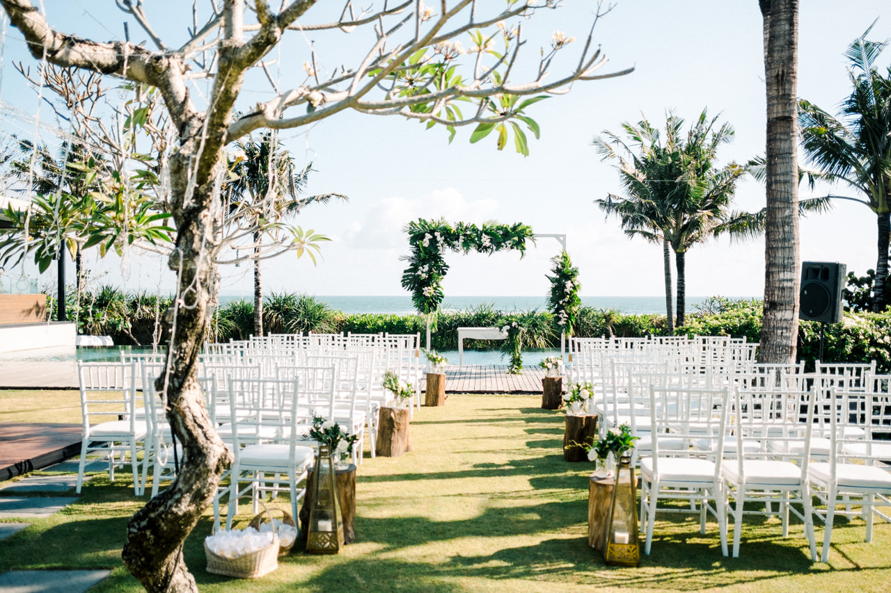 Arnalaya Beach House Canggu Wedding Venue