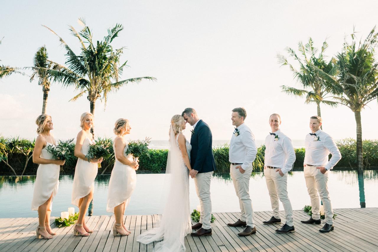 Bali Wedding Photographer   Canggu Wedding at Arnalaya Beach House 42