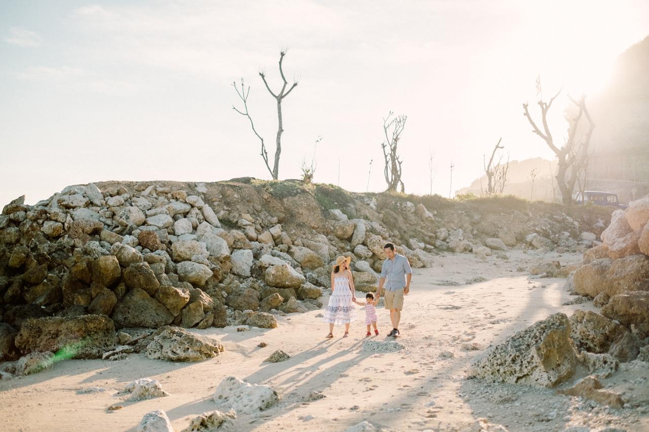Helen and Howard: Bali Summer Family Portrait 2