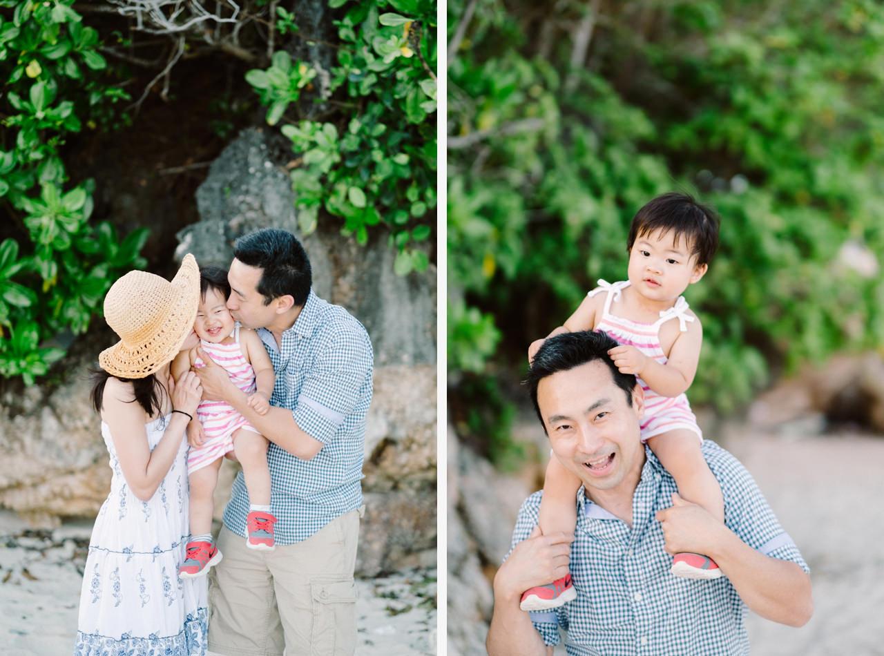 Helen and Howard: Bali Summer Family Portrait 5