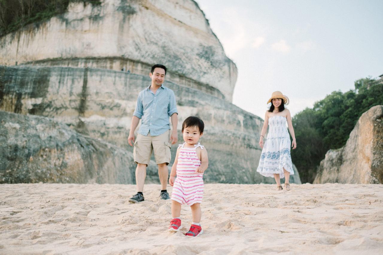 Helen and Howard: Bali Summer Family Portrait 7