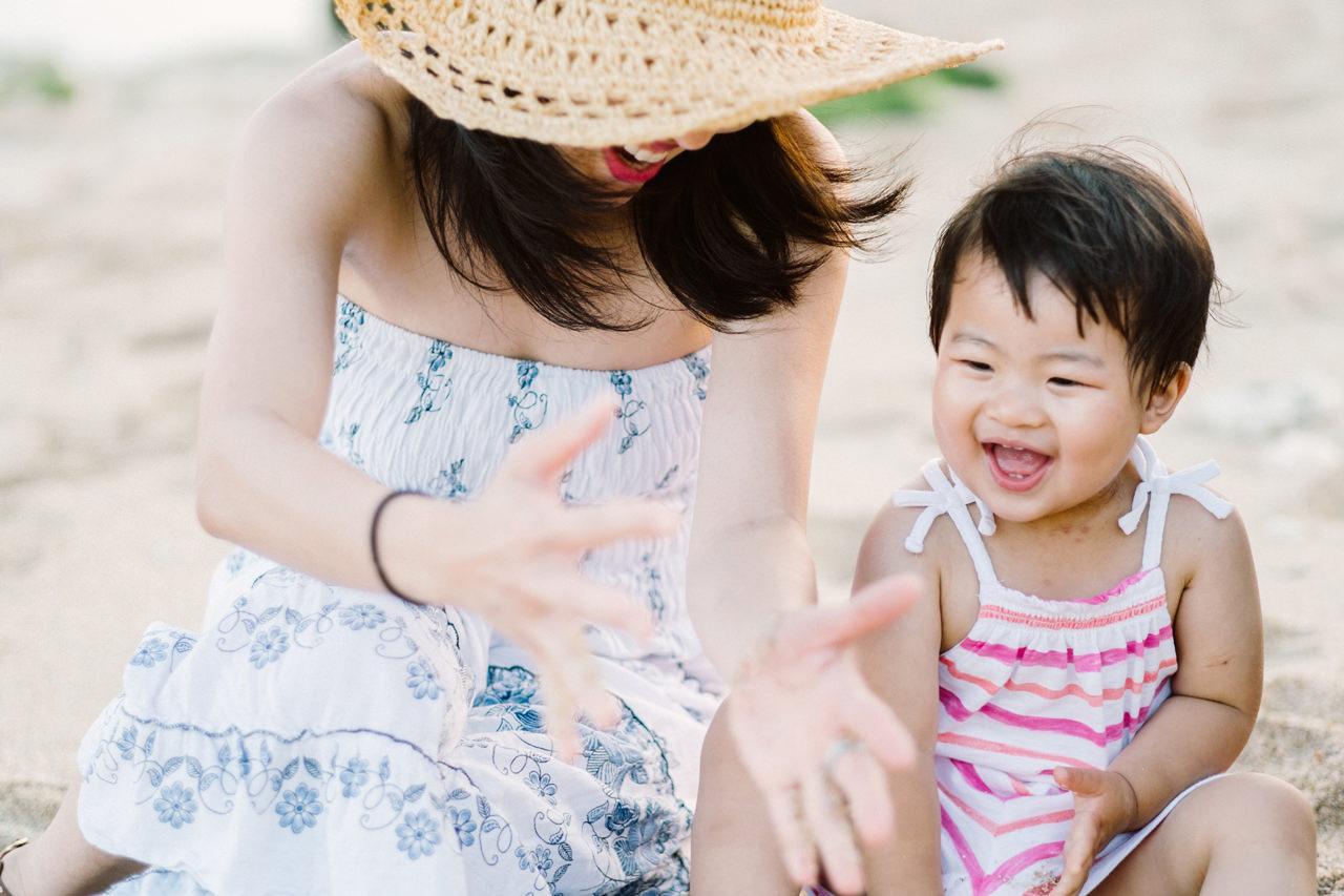 Helen and Howard: Bali Summer Family Portrait 10
