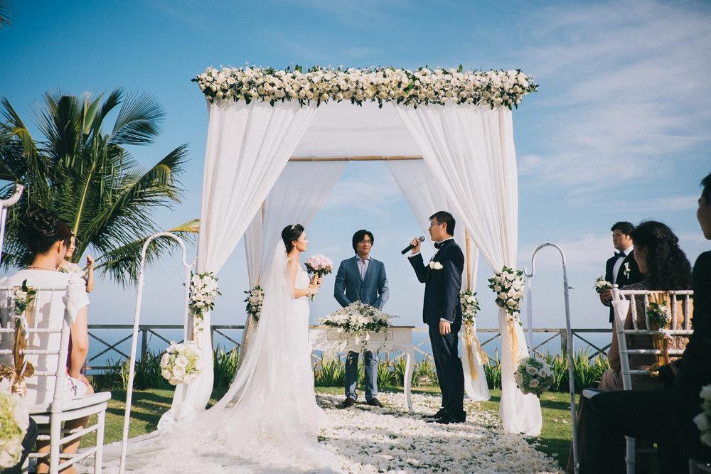 H&L Destination Wedding at Khayangan Estate 49
