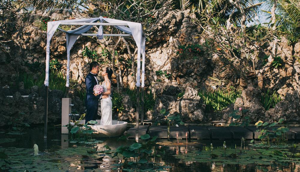 H&L Destination Wedding at Khayangan Estate 62