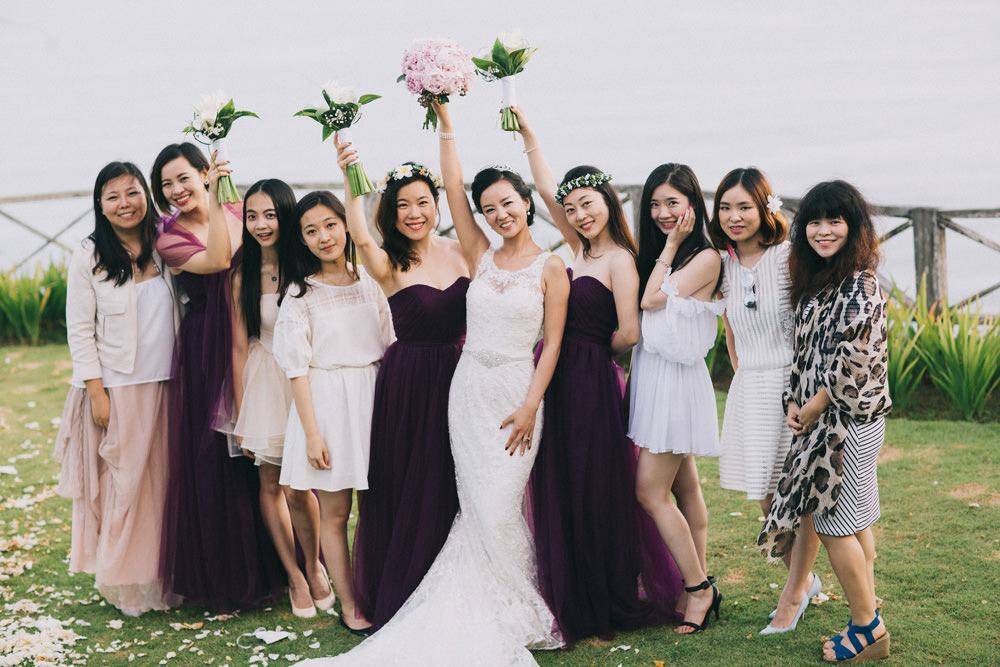 H&L Destination Wedding at Khayangan Estate 85