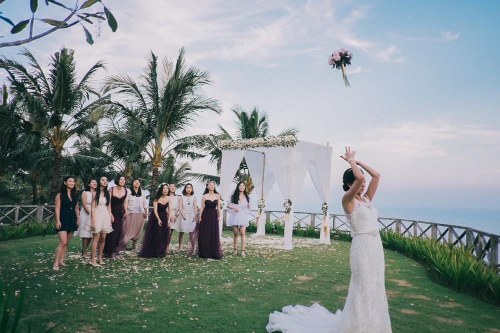 H&L Destination Wedding at Khayangan Estate 86