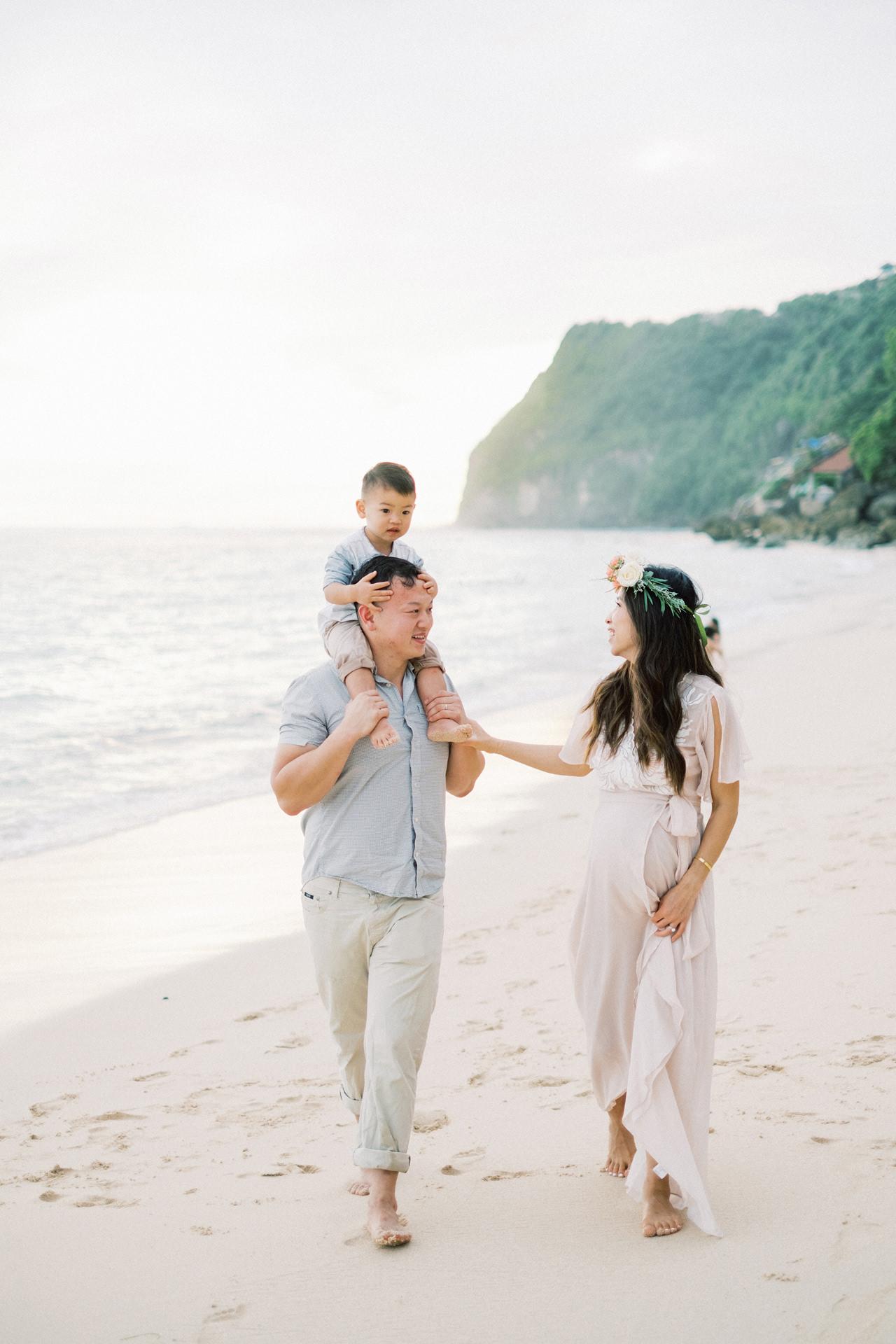 H&M: Bali Family Photo Session 2
