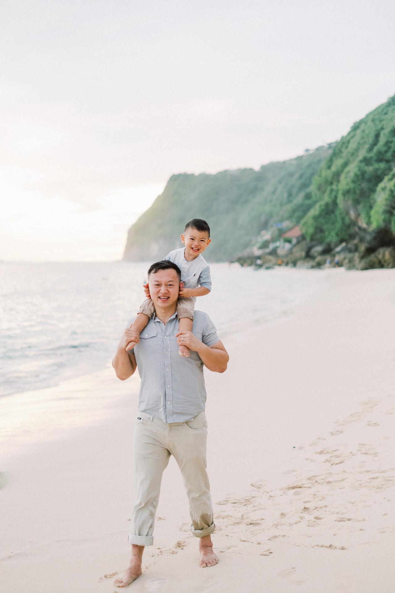 H&M: Bali Family Photo Session 6