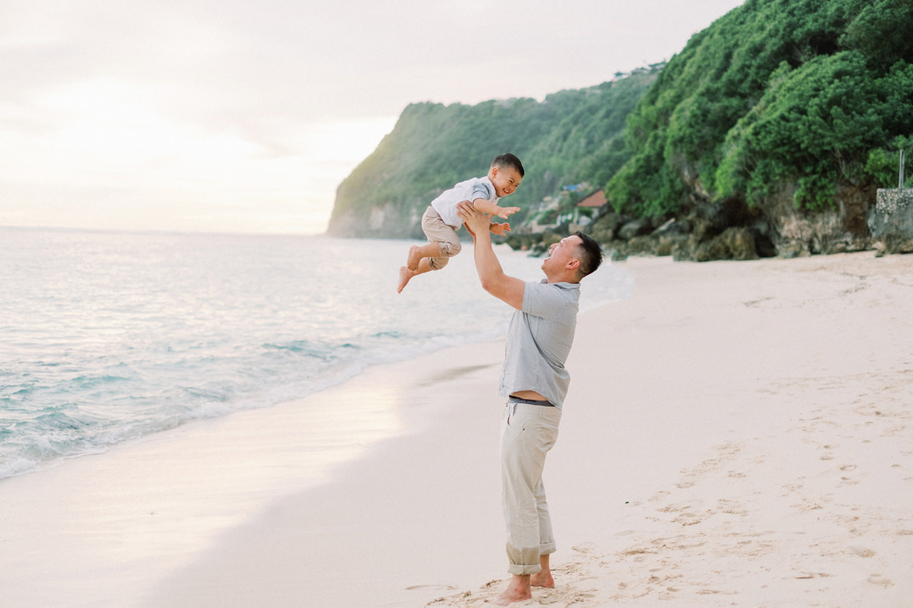 H&M: Bali Family Photo Session7