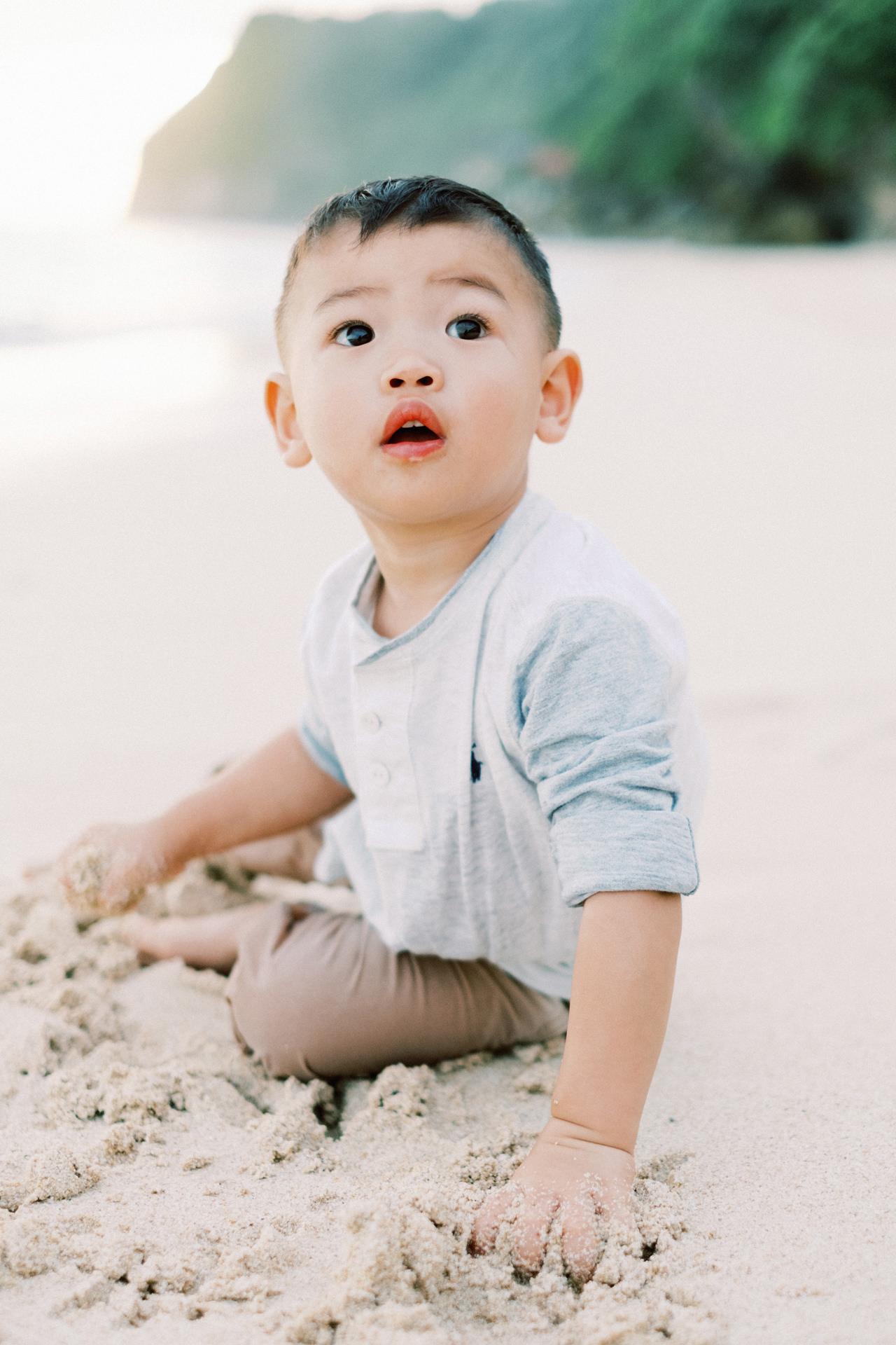 H&M: Bali Family Photo Session 11