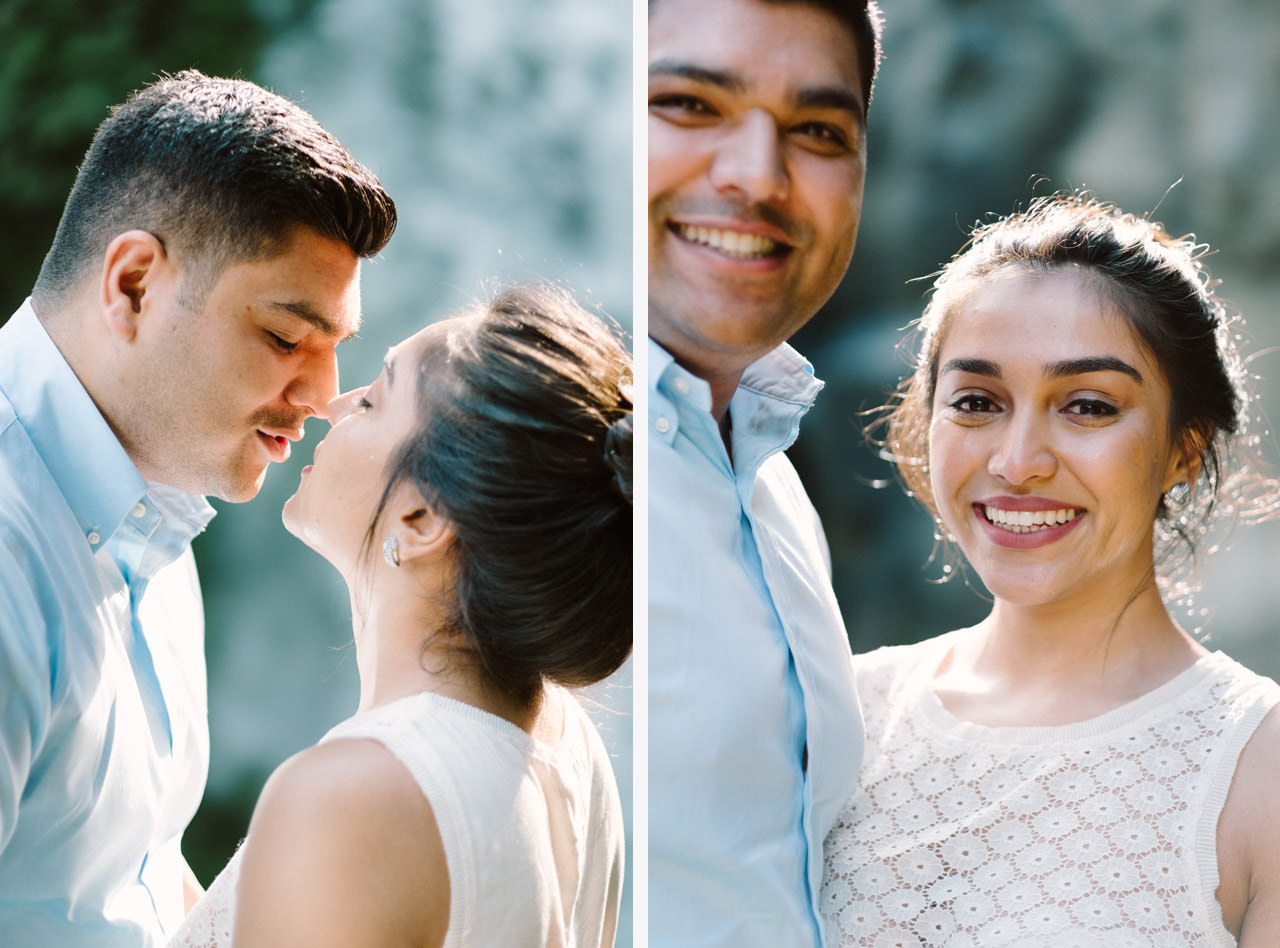 Harish & Neha: Bali Proposal Photography at Tegenungan Waterfall 9