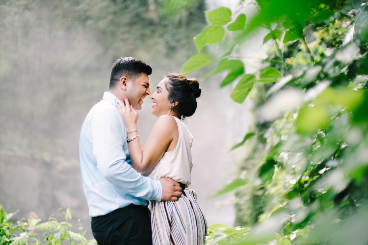 Harish & Neha: Bali Proposal Photography at Tegenungan Waterfall 20