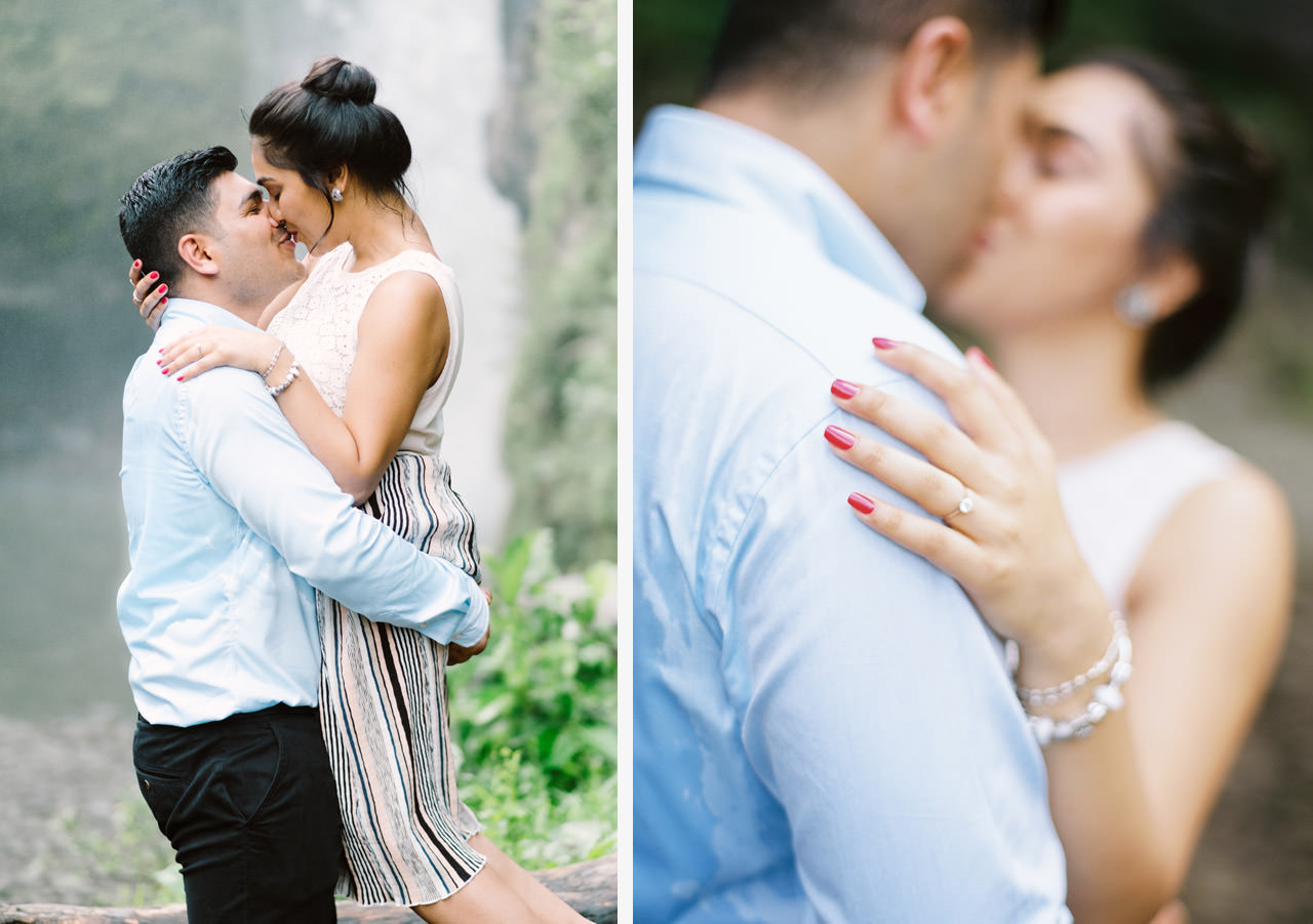 Harish & Neha: Bali Proposal Photography at Tegenungan Waterfall 21