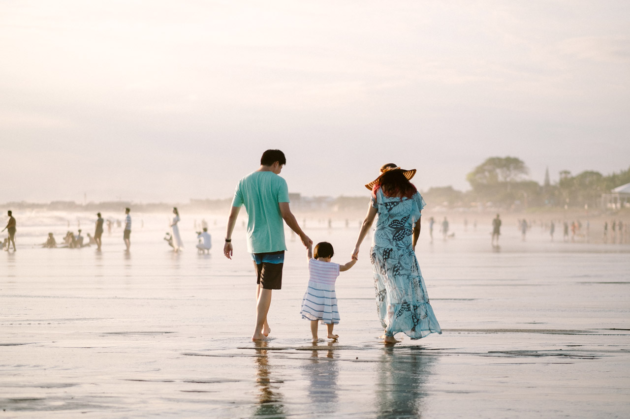 Family Photography in Bali 1