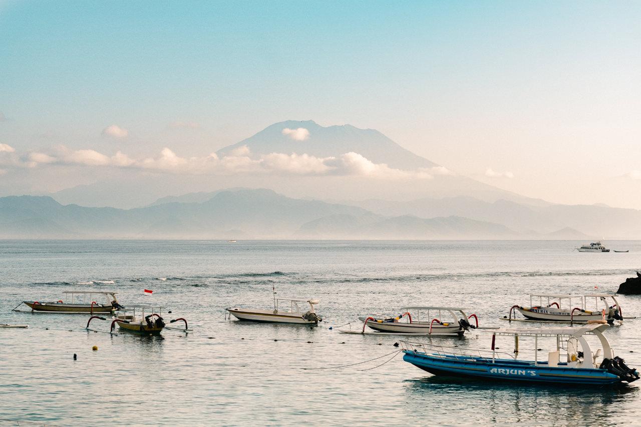 Lembongan Island Ferry Boat