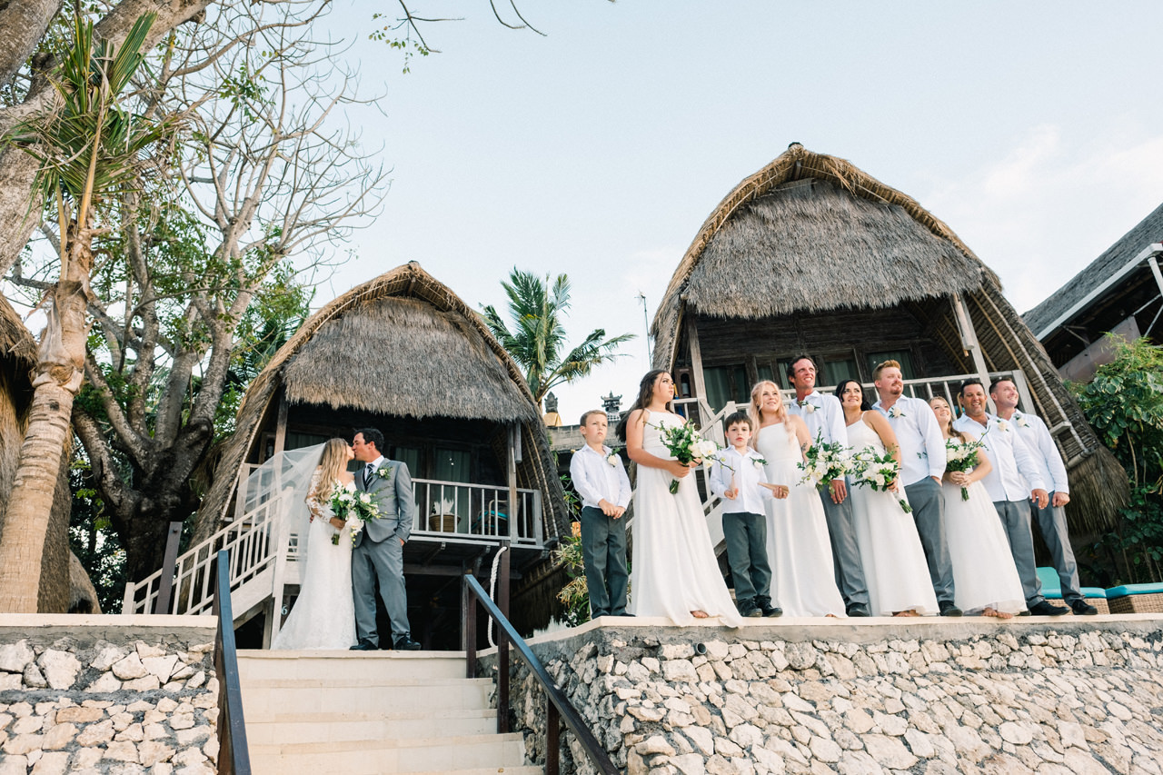 H&P: Lembongan Island Bali Wedding Destination 28