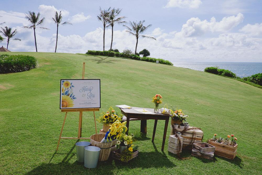 Harry & Riri Bali Wedding at Pan Pacific 7