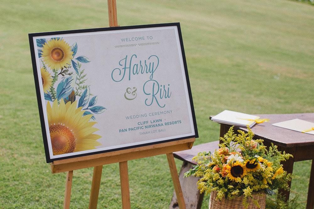 Harry & Riri Bali Wedding at Pan Pacific 8
