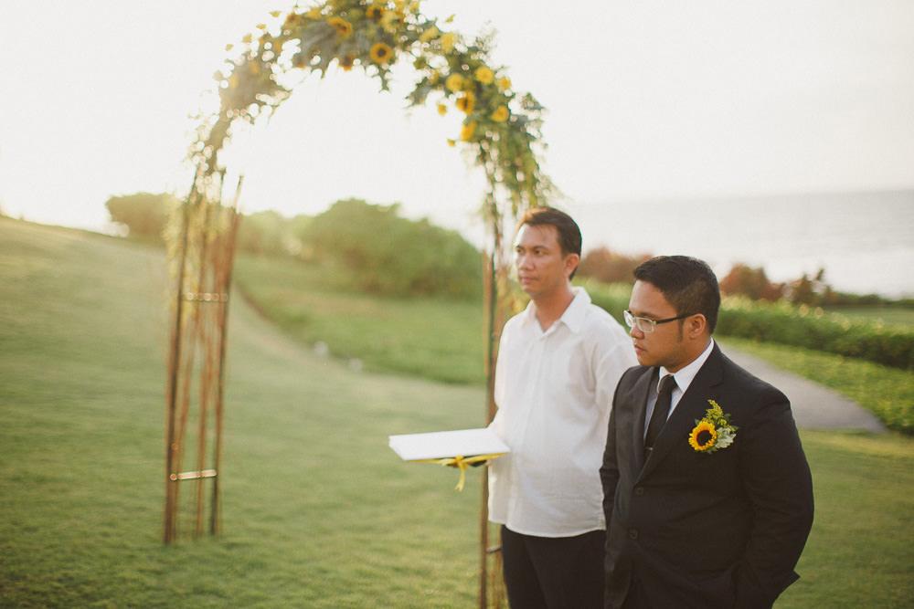 Harry & Riri Bali Wedding at Pan Pacific 44
