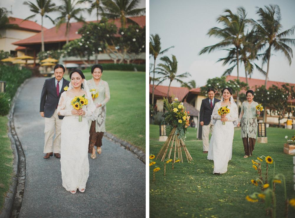 Harry & Riri Bali Wedding at Pan Pacific 45