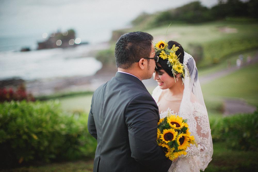 Harry & Riri Bali Wedding at Pan Pacific 58
