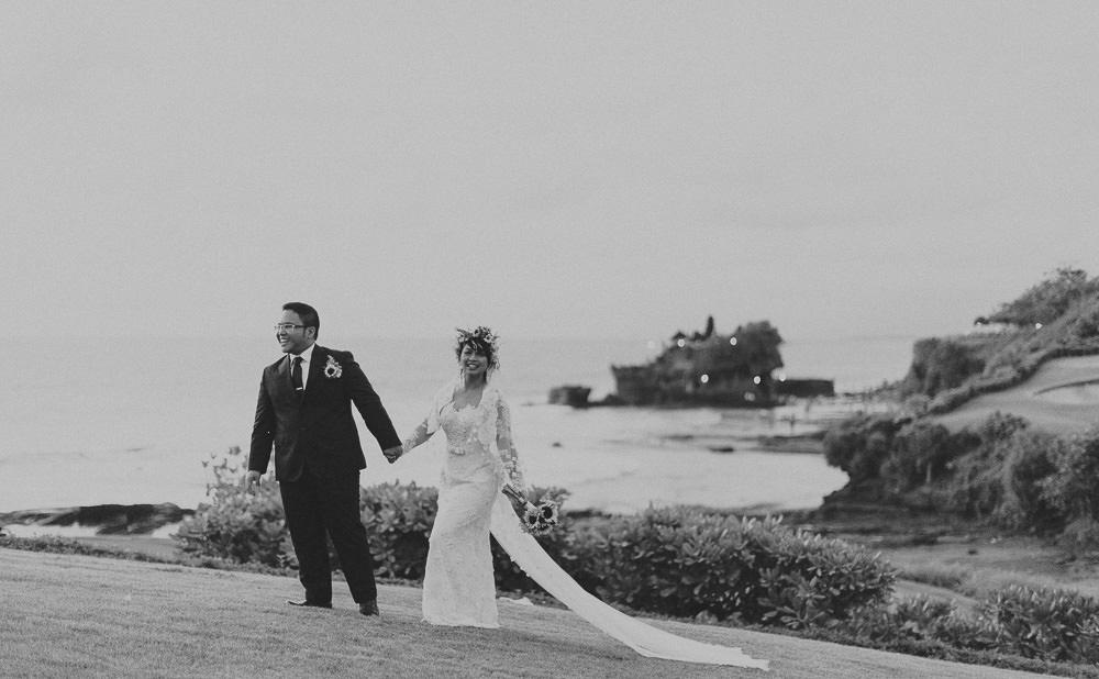 Harry & Riri Bali Wedding at Pan Pacific 59