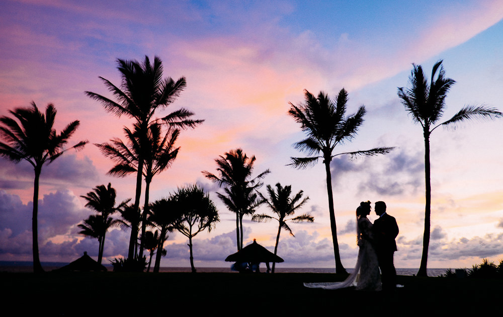 Harry & Riri Bali Wedding at Pan Pacific 60