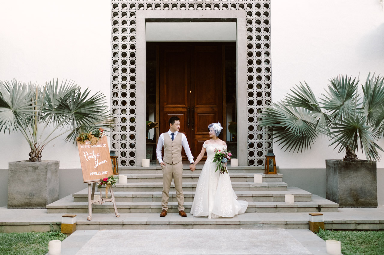 Haidy & Sharon: Bali Villa Wedding 49