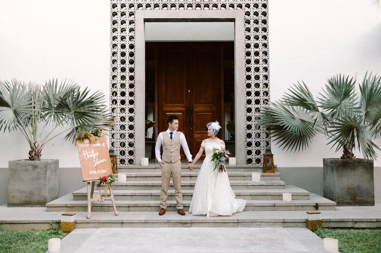 Haidy & Sharon: Bali Villa Wedding 49