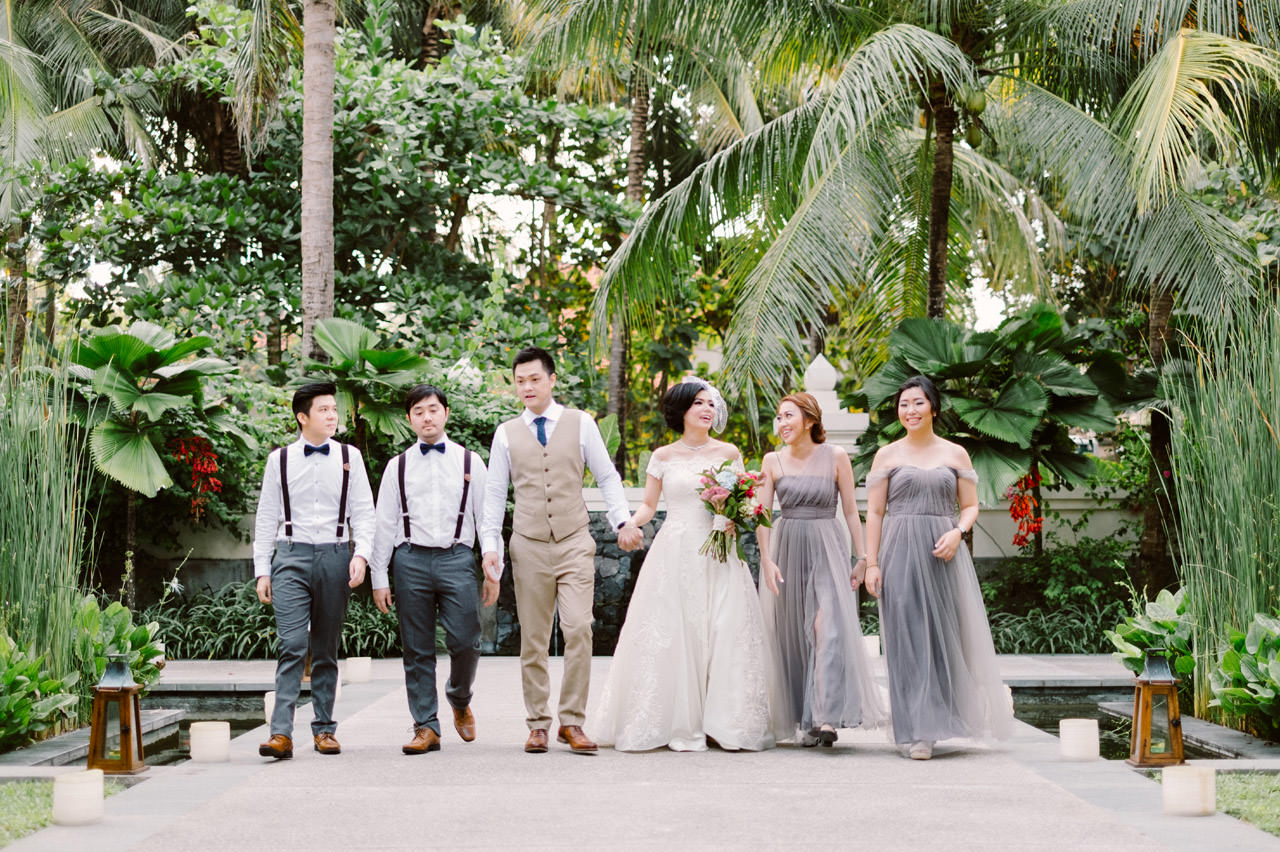Haidy & Sharon: Bali Villa Wedding 52